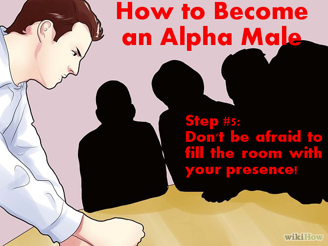 What To Expect When Hookup An Alpha Male
